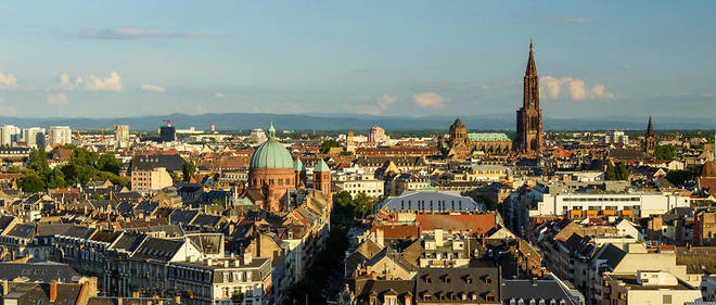 Strasbourg est la grande gagnante du palmarès des villes attractives 2019.