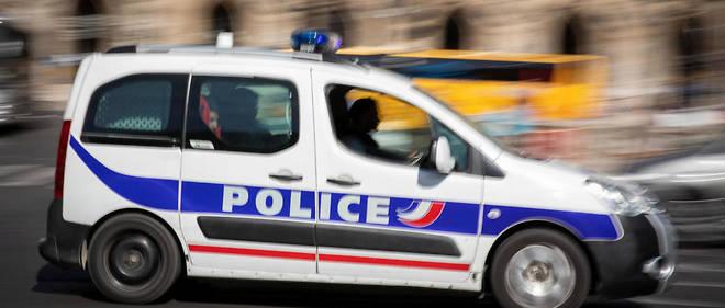 La police souhaitait procéder à un contrôle, mais le conducteur du scooter a pris la fuite. (illustration)