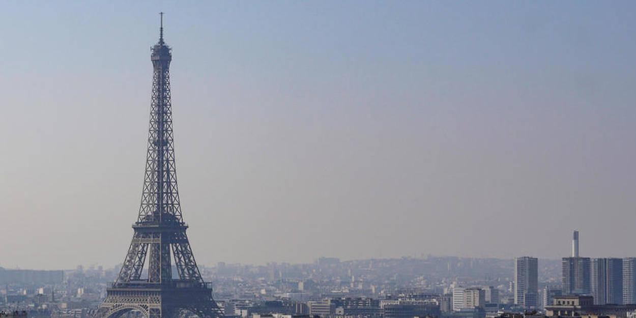 Paris Quelles Sont Les Zones Les Plus Polluées Le Point