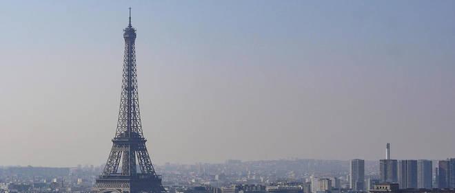 Un épisode de pollution à Paris.