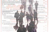 L'Insee attribue un numéro d'identification aux personnes. Image d'illustration.