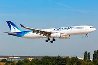 En 2023, la flotte de Corsair pourrait compter treize A330, une taille critique compatible avec la rentabilité de l'exploitation.