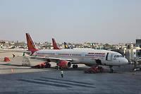 L'appareil d'Air India avait deja rencontre des difficultes techniques avant ces incident avec les abeilles (photo d'illustration).