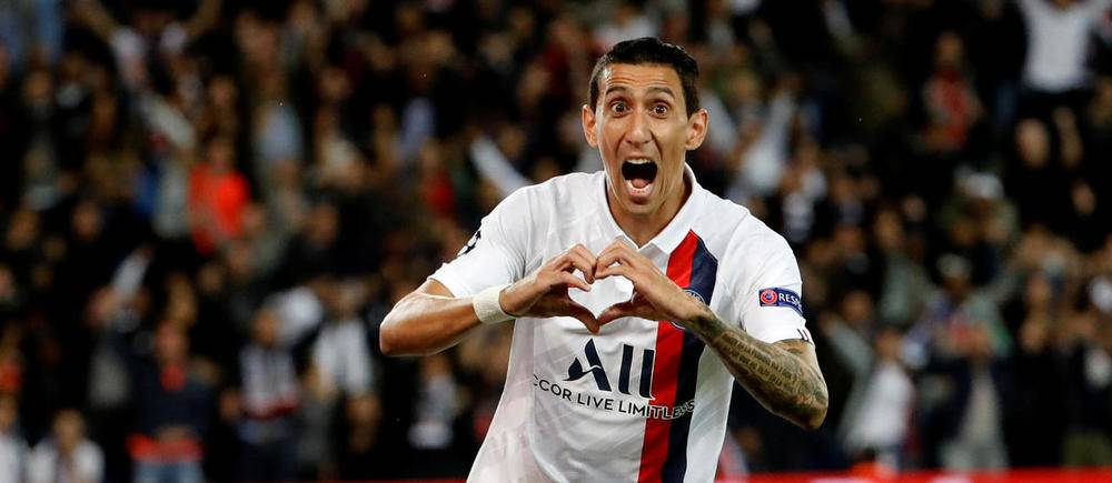 Facile vainqueur du Real Madrid (3-0) grace a un double d'Angel Di Maria et une realisation de Thomas Meunier, le Paris Saint-Germain prend la tete du groupe A.