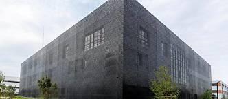 Le nouveau bâtiment d'Ubisoft, près de Montpellier.