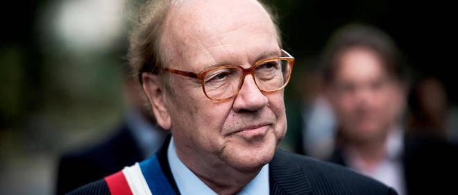 Le maire de Corbeil-Essonnes Jean-Pierre Bechter.