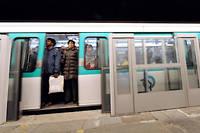La RATP insiste sur le fait qu'«il n'y a eu en aucun cas risque de collision» (photo d'illustration).