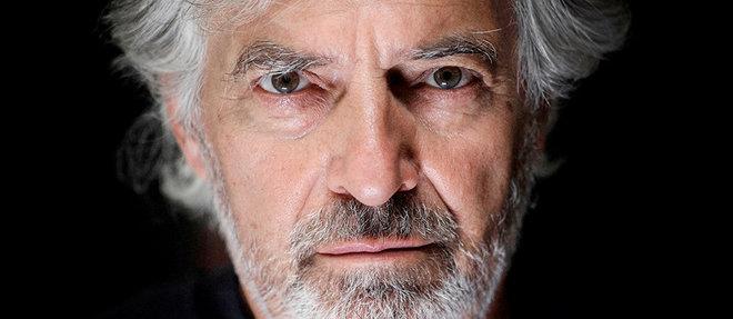 L'écrivain Jean-Paul Dubois.  ©Philippe Grollier