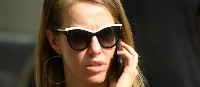 La << Paris Hilton >> russe rentre dans le rang.