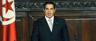 L'ancien président tunisien Zine el-Abidine Ben Ali vivait en Arabie saoudite depuis sa chute en 2011.