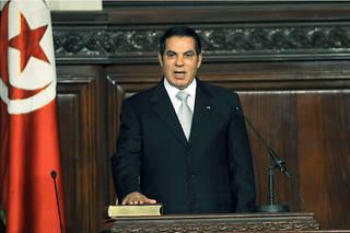 Tunisie: Ben Ali, mort d'un despote