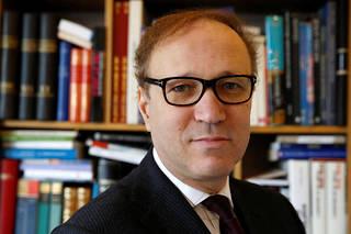 L'islamologue Ghaleb Bencheikh a succédé à Jean-Pierre Chevènement à la tête de la Fondation de l'Islam de France en décembre 2018.
