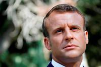 Emmanuel Macron blâme la Pologne pour son inaction face au changement climatique.