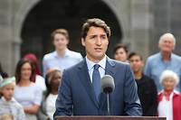 Justin Trudeau a immédiatement présenté ses excuses.