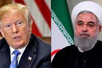 Le chercheur Pierre Razoux estime qu'une rencontre Trump-Rohani à l'occasion de la prochaine assemblée générale de l'ONU reste peu probable.