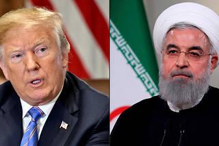 «L'Iran montre à Trump les conséquences de ses incohérences»