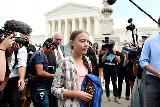 La grève mondiale pour le climat, initiée par Greta Thunberg, se déroule ce vendredi 20 septembre.