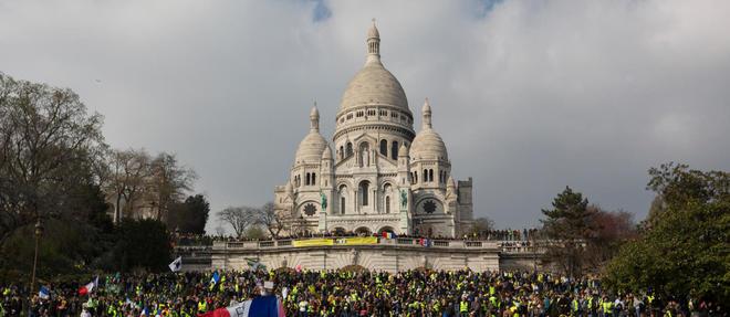 Les Gilets jaunes ont appele a unne grande manifestation a Paris pour l'acte 45 du mouvement samedi 21 septembre, qui se deroule en meme temps que les Journees du patrimoine et qu'une marche pour le climat.