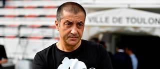 Mourad Boudjellal, président du RC Toulon, n'a pas sa langue dans sa poche.