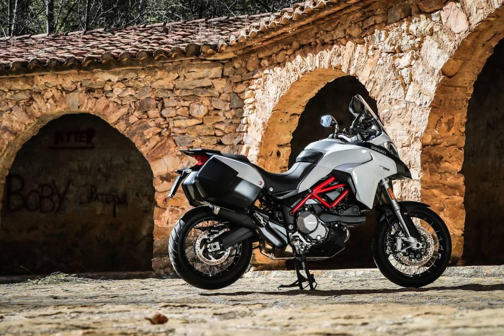 Ducati Multistrada 950 S, la petite rivalise avec la grande