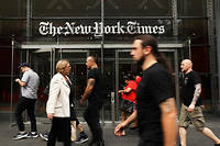 « The New York Times », un journal prospère, très lu, mais en crise...