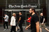 «TheNew York Times», un journal prospère, très lu, mais en crise...