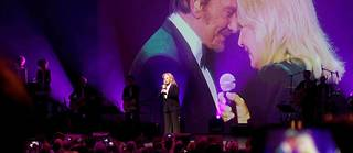 Sylvie Vartan en concert au Grand Rex. Paris, France - 14/04/2018//SIPA_10560055/Credit:SIPA/SIPA/1804151125