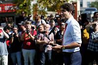 JustinTrudeau a déclaré que ces erreurs de jeunesse étaient «inacceptables».
