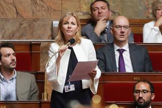 La députée LREM Émilie Cariou.