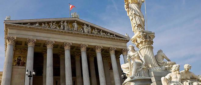 Le parlement autrichien (photo d'illustration)