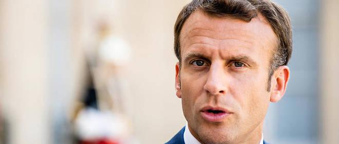 Emmanuel Macron «appelle chacun à ce que cela puisse se faire en bonne intelligence, en concorde et dans le calme pour que nos plus jeunes et nos moins jeunes puissent visiter les bâtiments, en profiter».
