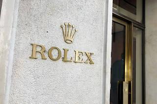 Dans la capitale,les vols de Rolex augmentent : + 28 % par rapport à 2018. (Image d'illustration)
