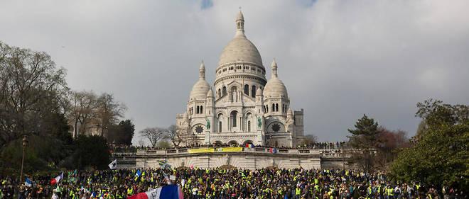 Les Gilets jaunes ont appelé à une grande manifestation à Paris pour 45e acte du mouvement samedi 21 septembre, qui se déroule en même temps que les Journées du patrimoine et qu'une marche pour le climat.