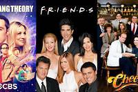« Friends» puise son inspiration dans des sitcoms comme « Cheers» et a grandement influencé une série comme « The Big Bang Theory ».