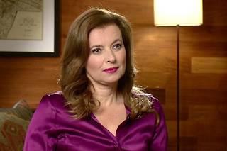 Valérie Trierweiler sort son quatrième livre.