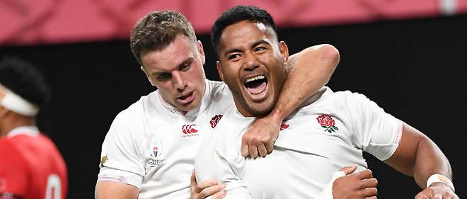 L'Angleterre a, elle, assuré l'essentiel: la victoire assortie d'un point de bonus face aux Tonga (35-3).