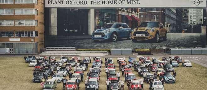L'usine Mini d'Oxford n'assemblera pas la BMW Serie 1.