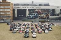 L'usine Mini d'Oxford n'assemblera pas la BMW Série 1.