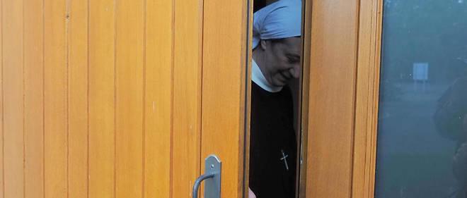 «Notre accueil se fait toujours dans le respect de chacun et dans la discrétion. On ne pose pas de question aux gens», explique l'abbesse, sœur Mireille.