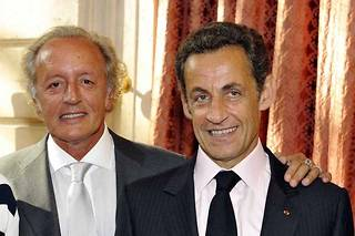 Didier Barbelivien et Nicolas Sarkozy ont sympathisé au domicile de l'artiste, lors d'un souper après un concert de Michel Sardou, qui s'est éternisé jusqu'à cinq heures du matin.