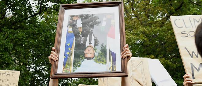 L'élu dénonce une réaction «démesurée» de la part de ses détracteurs et justifie son geste par la recherche de la paix publique (Illustration).