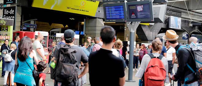 Des perturbations sont attendues à la SNCF.