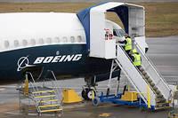 Le Boeing737 MAX est cloué au sol après deux accidents ayant fait 346 morts.