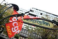 Le 13 septembre, les syndicats de la RATP avaient réussi un mouvement de grève massif.