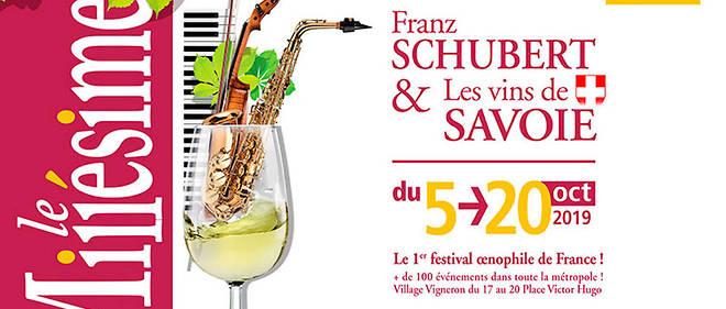 Agenda du vin – Festival Le Millésime Le Point