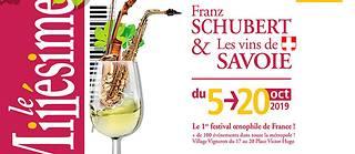 Du 5 au 20 octobre se déroulera l'édition «Quart de siècle» du festival Le Millésime en plein cœur de Grenoble. L'occasion d'allier œnologie et musique!