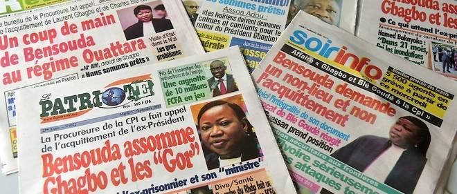 La decision de la procureure de la CPI de faire appel de l'acquittement des deux hommes survient alors que la scene politique ivoirienne est en pleine recomposition en vue de la presidentielle de 2020.