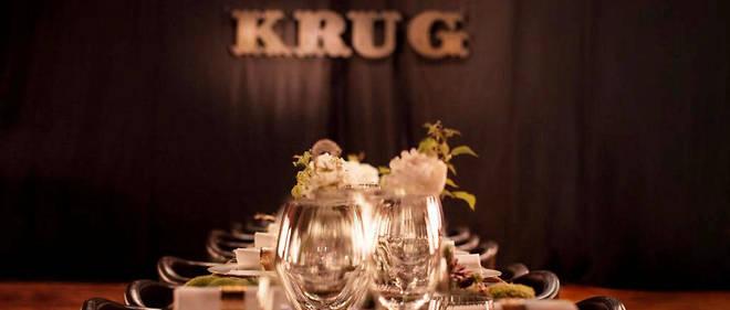 Du 24 au 26 octobre, la maison Krug propose dans le cadre de ses «échappées» des dégustations inédites, des diners de haute gastronomie et de la musique.