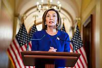 Nancy Pelosi avait résisté depuis des mois à lancer la procédure de destitution, malgré les appels répétés de son aile gauche.