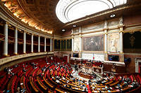 L'Assemblee nationale le 25 septembre 2019.